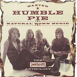 Humble Pie - Natural Born Bugie: The Immediate Years CD Cover Art