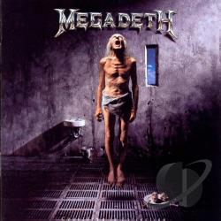 Megadeth - Countdown to Extinction CD Cover Art