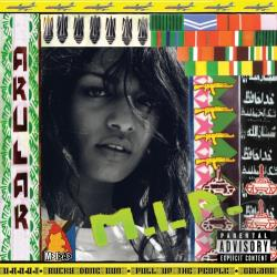 M.I.A. - Arular CD Cover Art