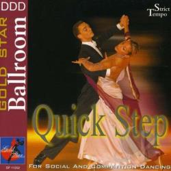 Quick Step CD Cover Art