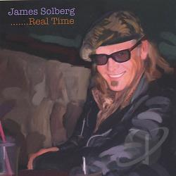 Solberg, James - ...Real Time CD Cover Art