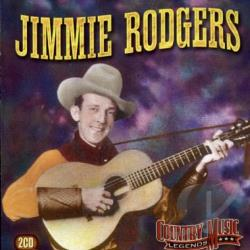 Rodgers, Jimmie - Country Music Legends CD Cover Art