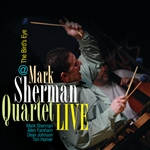 Sherman, Mark - Live at the Bird's Eye CD Cover Art