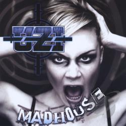 Uzi - Madhouse CD Cover Art