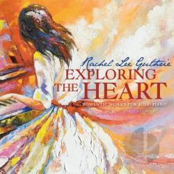 Guthrie / Rojahn / Tavanets / Winstin - Rachel Lee Guthrie: Exploring the Heart CD Cover Art