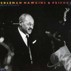 Hawkins, Coleman - Bean Stalkin' CD Cover Art