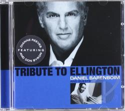 Barenboim, Daniel - Tribute to Ellington CD Cover Art