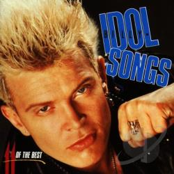 Idol, Billy - Idol Songs: 11 Of The Best CD Cover Art