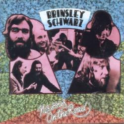 Schwarz, Brinsley - Nervous on the Road CD Cover Art