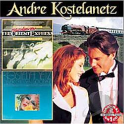 Kostelanetz, Andre - Murder on the Orient Express/Never Can Say Goodbye CD Cover Art