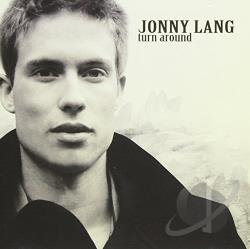 Lang, Jonny - Turn Around CD Cover Art