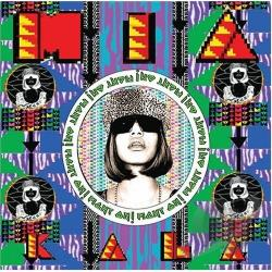 M.I.A. - Kala CD Cover Art