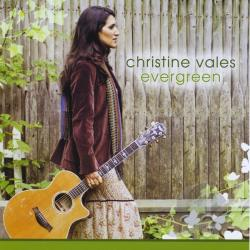 Vales, Christine - Evergreen CD Cover Art