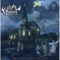 Wolfchant - Determined Damnation CD Cover Art