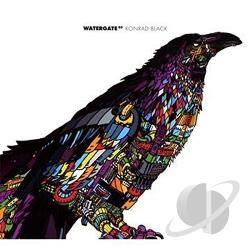 Black, Konrad - Watergate 03 CD Cover Art