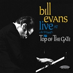 Evans, Bill - Live at Art D'Lugoff's Top of the Gate CD Cover Art