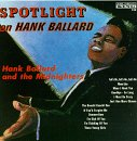 Ballard, Hank - Spotlight on Hank Ballard CD Cover Art