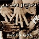 Bon Jovi - Keep The Faith CD Cover Art