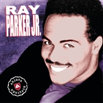 Parker, Ray, Jr. - Heritage Collection CD Cover Art