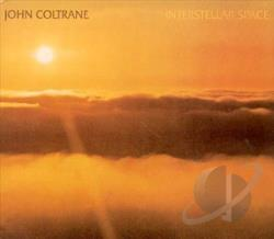 Coltrane, John - Interstellar Space CD Cover Art