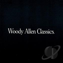 Woody Allen Classics CD Cover Art