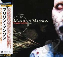 Manson, Marilyn - Antichrist Superstar CD Cover Art