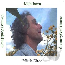 Elrod, Mitch - Meltdown CD Cover Art