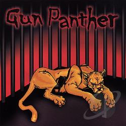 Gun Panther CD Cover Art