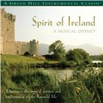 Arkenstone, David - Spirit of Ireland DB Cover Art