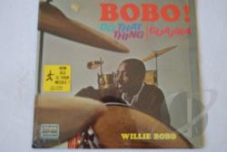Bobo, Willie - Do That Thing LP Cover Art