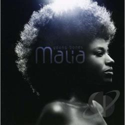 Malia - Young Bones CD Cover Art
