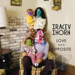 Thorn, Tracey - Love and Its Opposite CD Cover Art