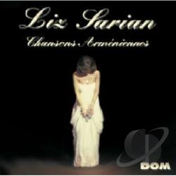 Sarian, Liz - Chansons Armeniennes CD Cover Art