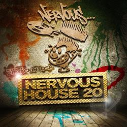 Mackintosh, Cj - Nervous House 20 CD Cover Art