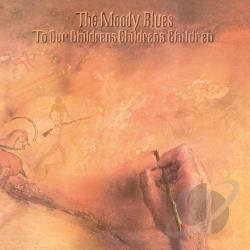Moody Blues - To Our Children's Children's Children LP Cover Art