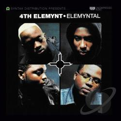 4th Elemynt - Elemyntal CD Cover Art