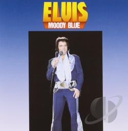 Presley, Elvis - Moody Blue CD Cover Art