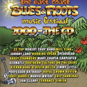 Blues & Roots Festival 2000 CD Cover Art
