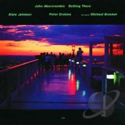Abercrombie, John - Getting There CD Cover Art
