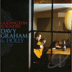 Graham, Davy - Godington Boundary CD Cover Art