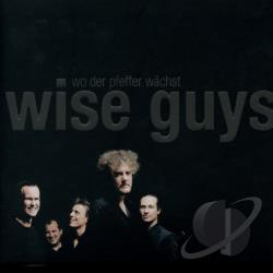 Wise Guys - Wo der Pfeffer Wachst CD Cover Art