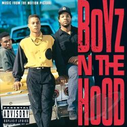 Boyz N the Hood CD Cover Art