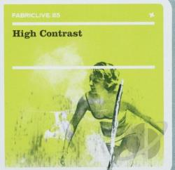 Contrast, High - Fabriclive.25 CD Cover Art