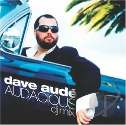 Aude, Dave - Audacious CD Cover Art