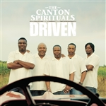 Canton Spirituals - Driven CD Cover Art