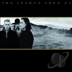 U2 - Joshua Tree CD Cover Art