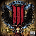 Williams, Hank III - Damn Right, Rebel Proud CD Cover Art