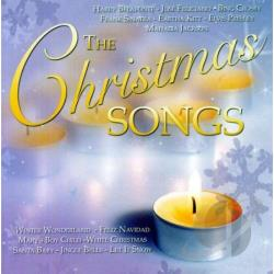 Christmas Songs CD Cover Art