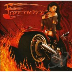 Firenote CD Cover Art