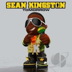 Kingston, Sean - Tomorrow CD Cover Art